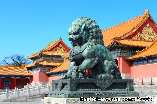 Forbidden City - China Discovery Tour
