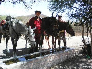 Oaxaca Adventure Stay Oaxaca City, Mexico Horseback Riding