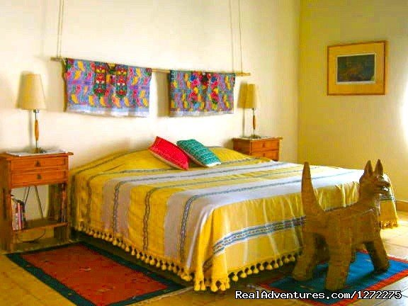 Spacious, comfortable guest rooms | Image #7/20 | Oaxaca Adventure Stay