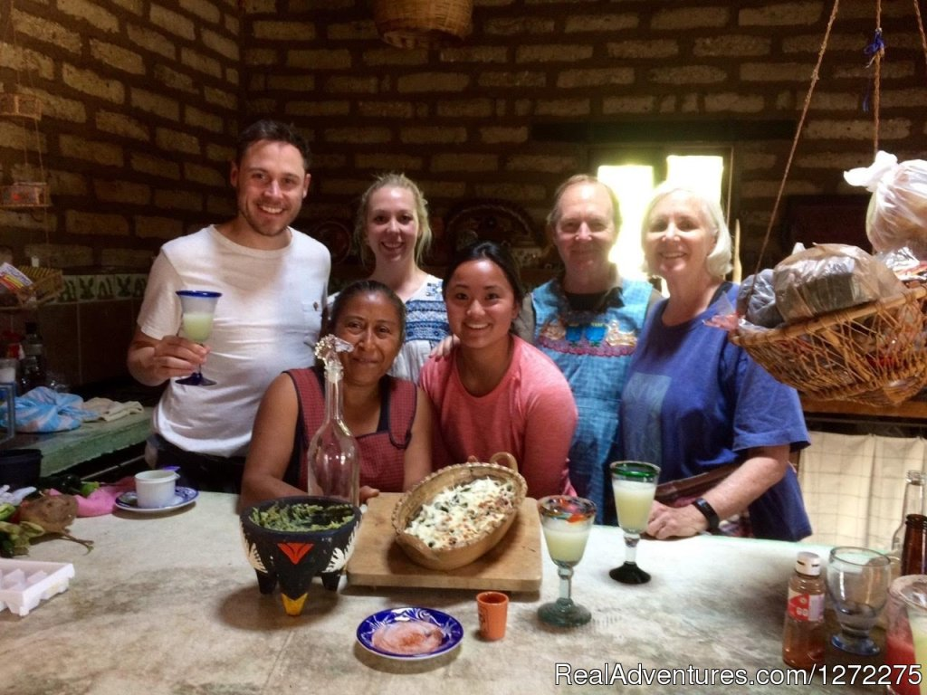 Cooking class | Image #9/20 | Oaxaca Adventure Stay