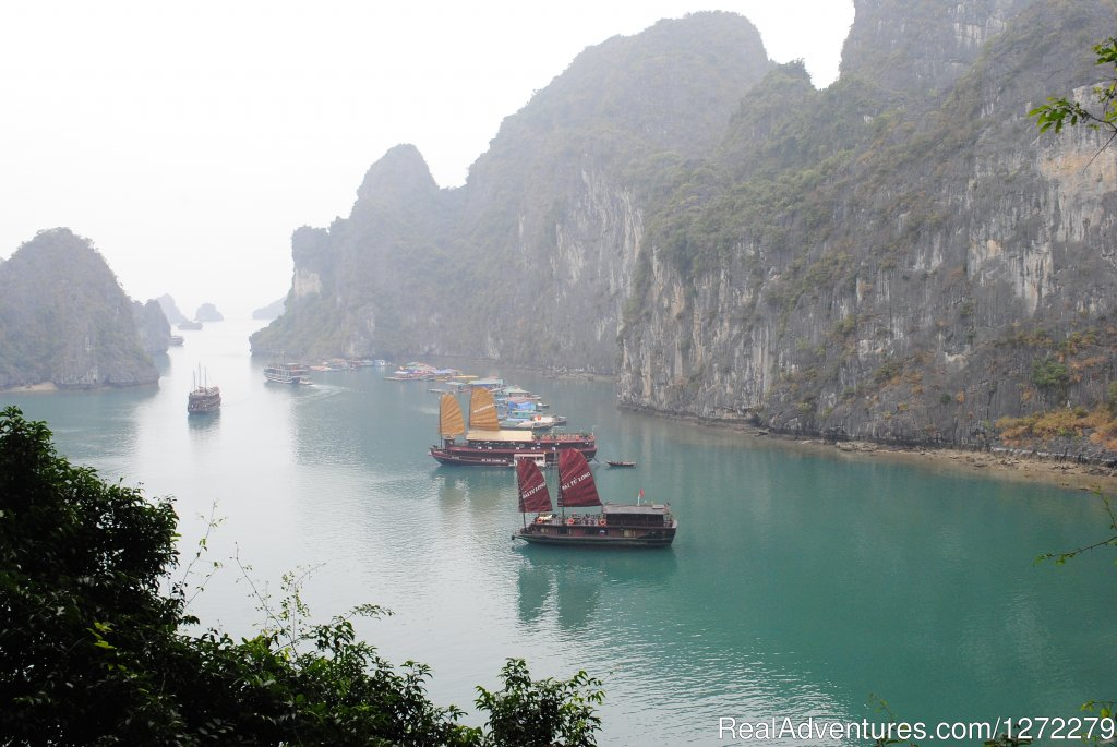 Halong bay of Vietnam | Image #10/23 | Vietnam Timeless Charm 10 days