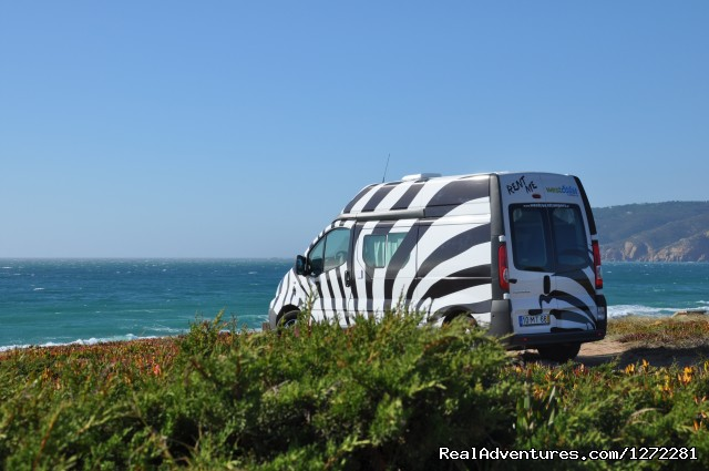 Campervan rental: