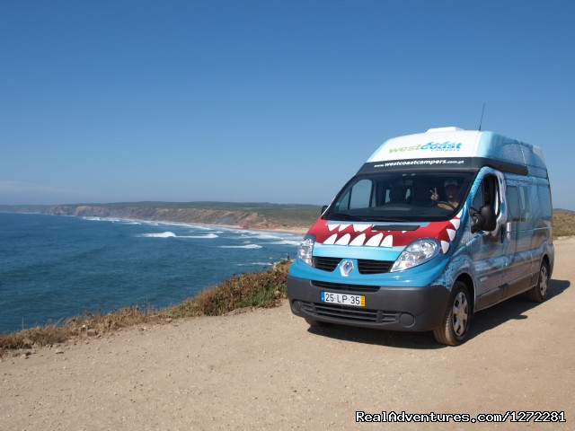 - Campervan rental