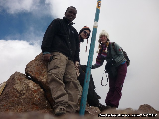 Mt Kenya And Kilimanjaro Trekking