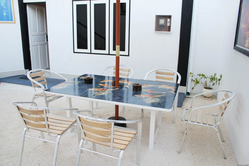 Out Door Cofee Or Tea | Image #4/5 | Special Discount Rate At Ifja Inn Guesthouse