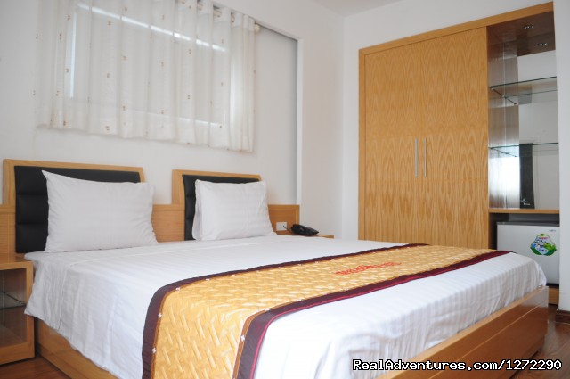 Deluxe Double Room (#1 of 6) - Great stay in Hanoi with Hanoi Old Town Hotel