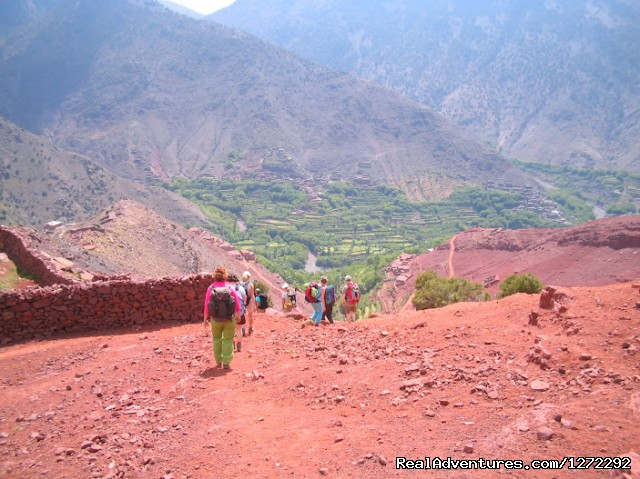 Berber Valley In Atlas Mountains (#2 of 3) - Trekking In Atlas Mountains