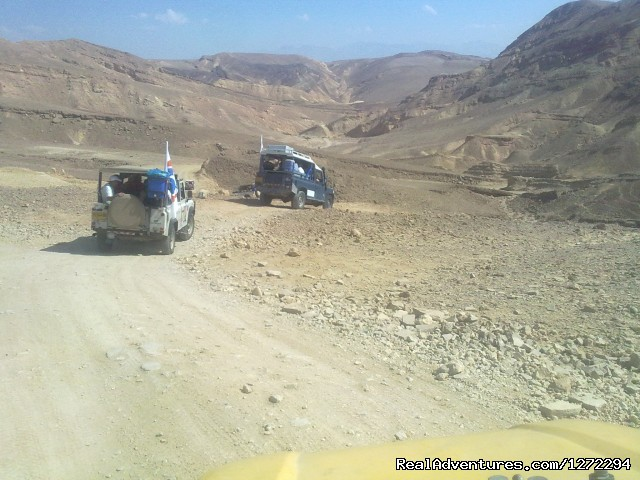 Deep in the desert (#2 of 4) - Adventure Tours in Israel