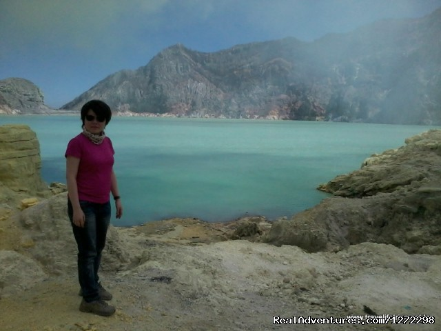 Image #1 of 3 - Bromo Ijen Tour