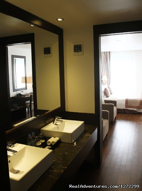 - Authentic Hanoi Hotel