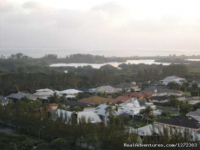 Verandah view - Barra  Dolce Vita Residence Service 1504