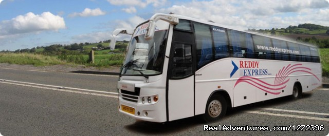Reddy Express Tours & Travels (#3 of 9) - Online Bus Reservation @ReddyExpress Tours& Travel