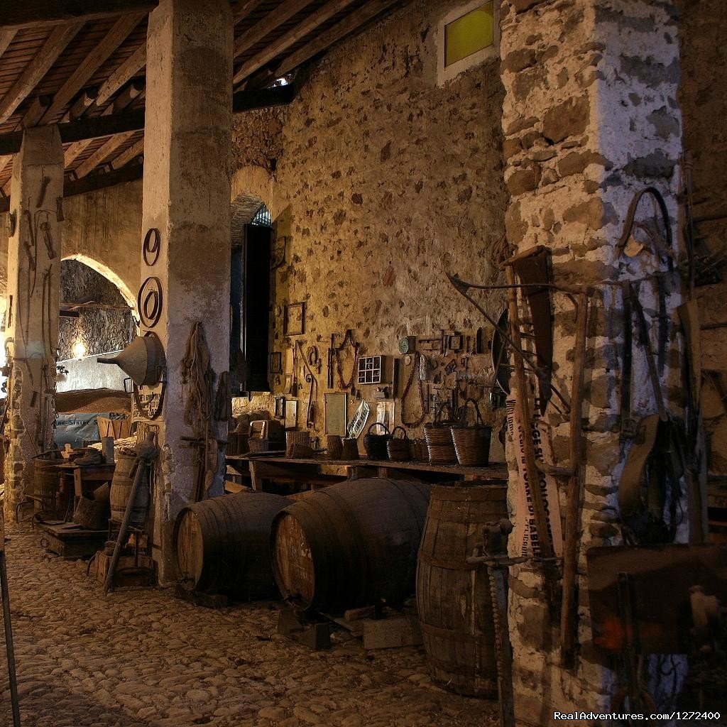 Museum | Image #6/25 | Beautiful Farm Holiday in Corleone, Sicily