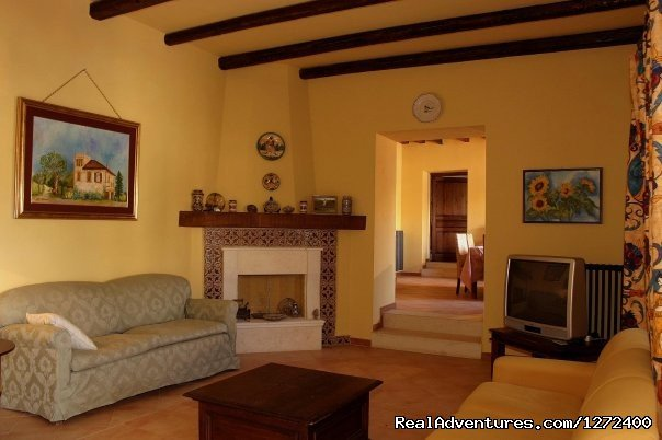 Hall | Image #13/25 | Beautiful Farm Holiday in Corleone, Sicily