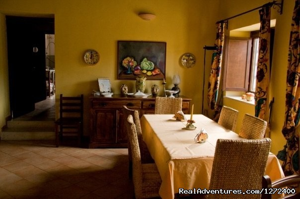 Inside - Beautiful Farm Holiday in Corleone, Sicily