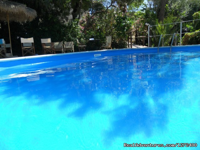 Pool - Beautiful Farm Holiday in Corleone, Sicily