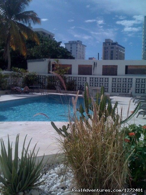 Studio Apt. In Condado on Ashford Ave  Puerto Rico