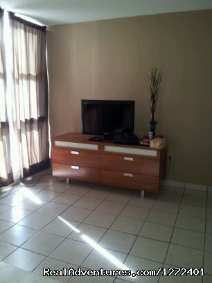 Living space area - Studio Apt. In Condado on Ashford Ave  Puerto Rico