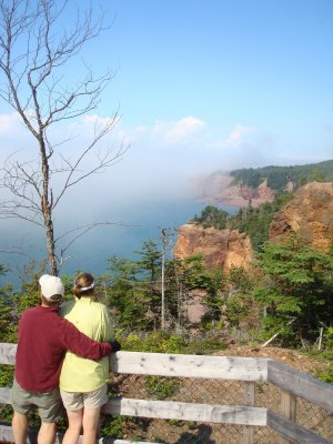 Fundy & Glooscap Hike with Freewheeling Adventures Wolfville, Nova Scotia Hiking & Trekking