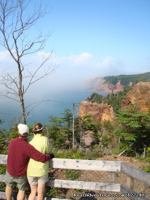 Fundy & Glooscap Hike with Freewheeling Adventures