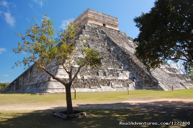 Chichen-Itza - Mexico: Yucatan Multisport with Freewheeling
