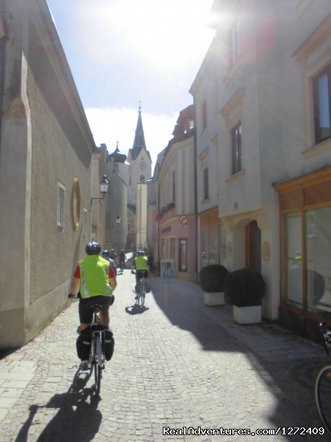 - Austria: Passau to Vienna Bike - Freewheeling Adv.