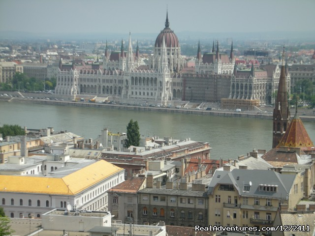 Vienna to Budapest Cycling Tour with Freewheeling