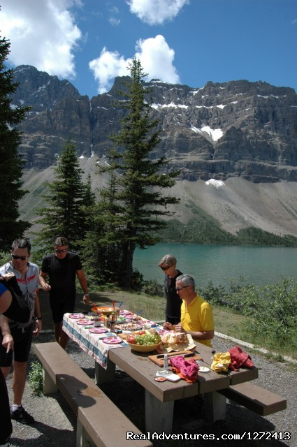 - Cycle Jasper to Banff with Freewheeling Adventures