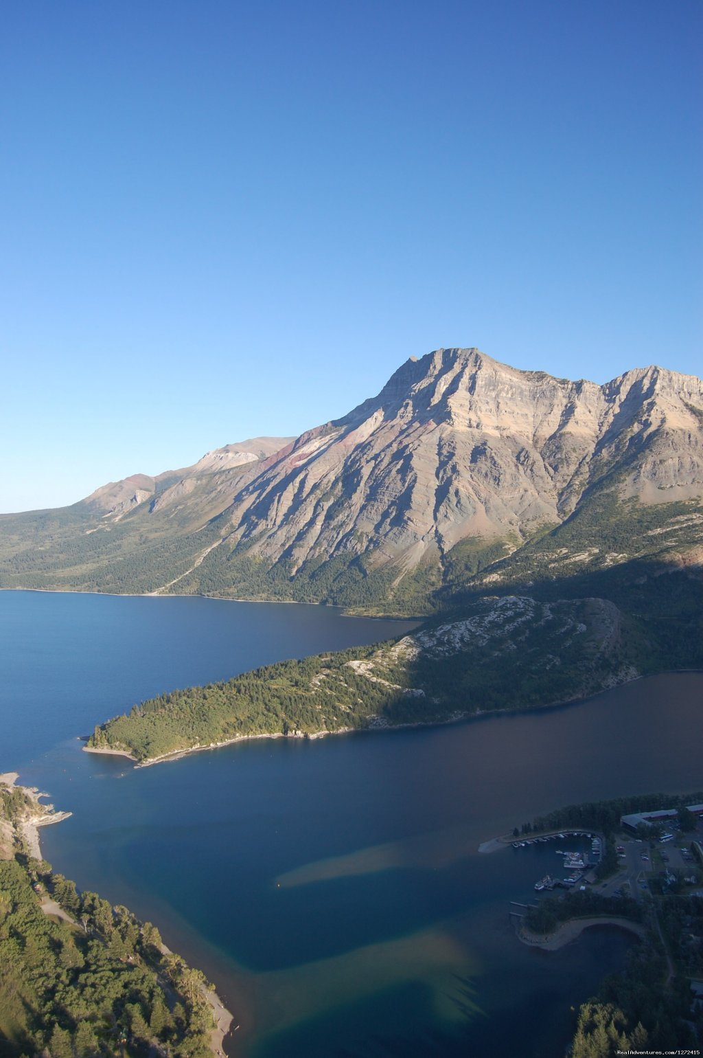Image #3/6 | Waterton to Banff Bike & Hike - Freewheeling Adv.