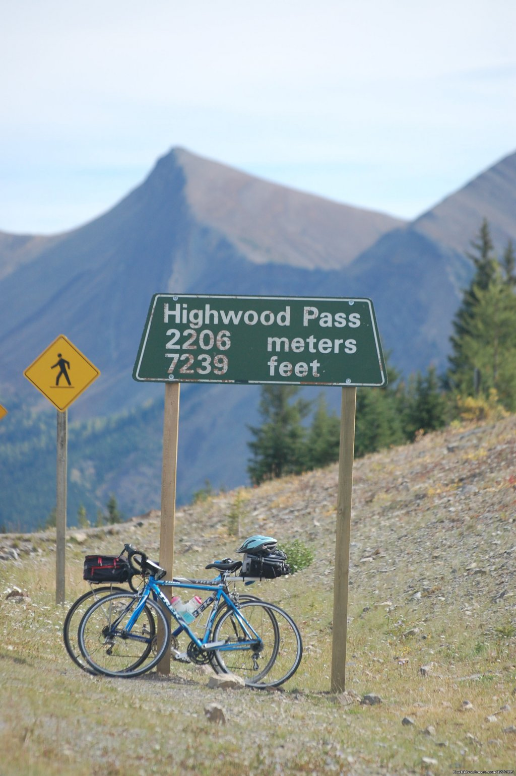 Image #4/6 | Waterton to Banff Bike & Hike - Freewheeling Adv.
