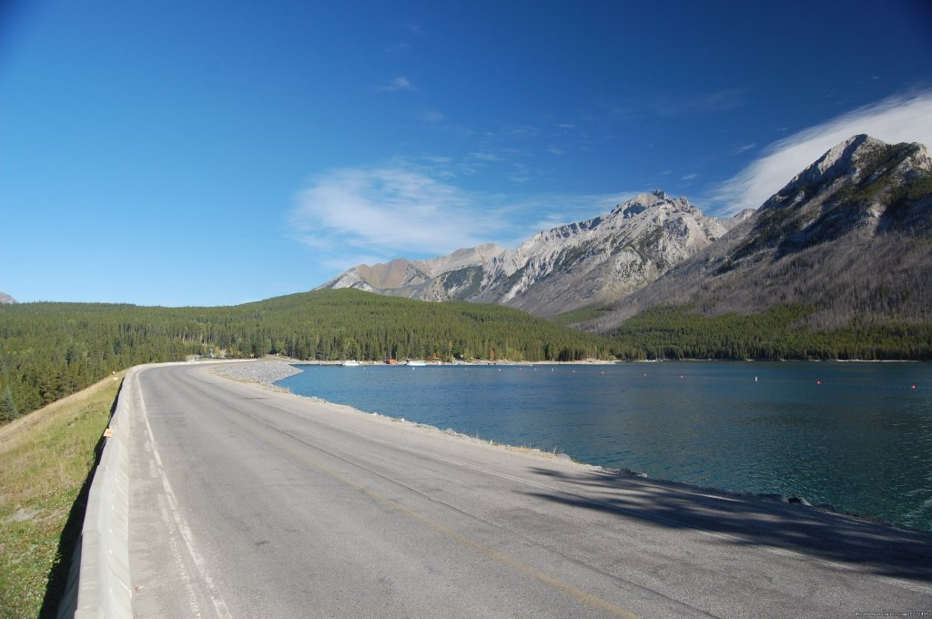 Image #2/6 | Waterton to Banff Bike & Hike - Freewheeling Adv.