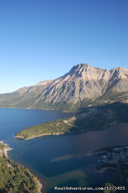 Image #3 of 6 - Waterton to Banff Bike & Hike - Freewheeling Adv.