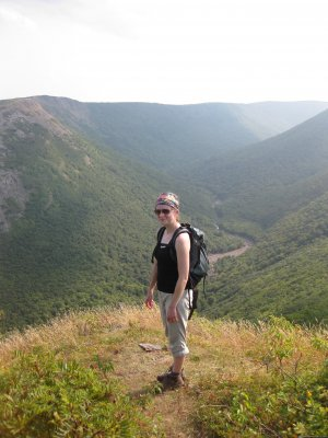 Hike Cape Breton Island - Freewheeling Adventures Cape Breton, Nova Scotia Hiking & Trekking