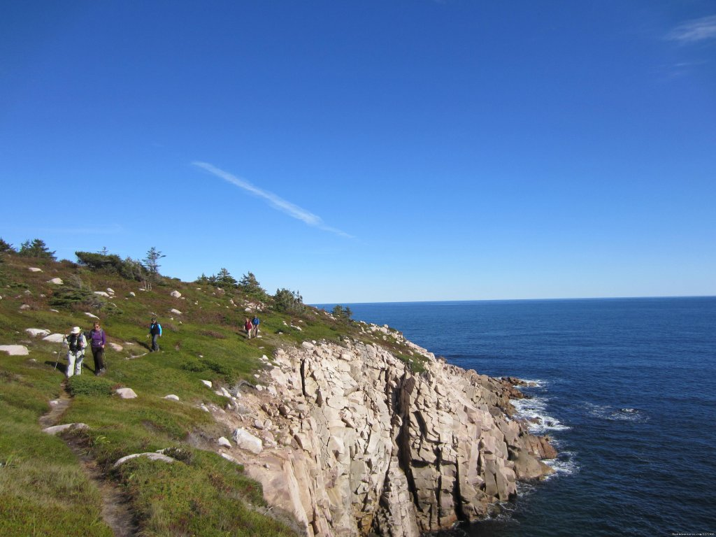 Image #3/6 | Hike Cape Breton Island - Freewheeling Adventures