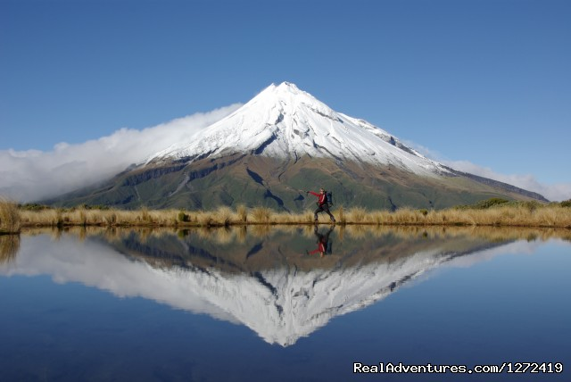 Mt Taranaki Guided Tours