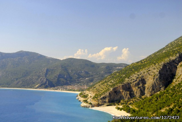 Nearby Kidrak beach - Luxurious Boutique Hotel in Turkey
