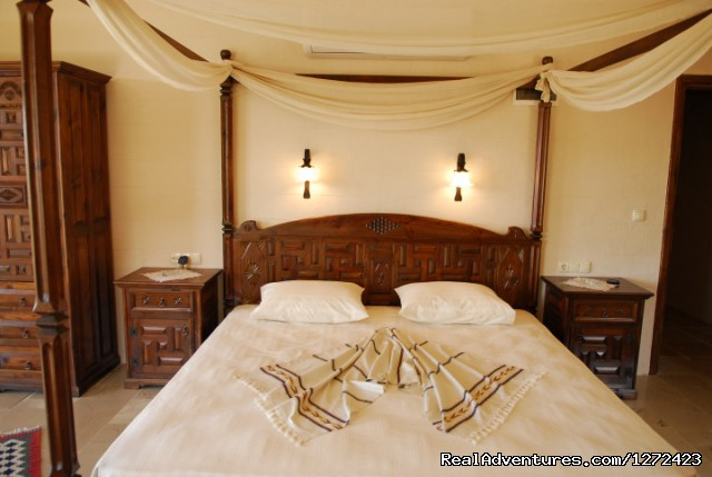 Another 4 Poster Super Kingsize Bed (#7 of 22) - Luxurious Boutique Hotel in Turkey