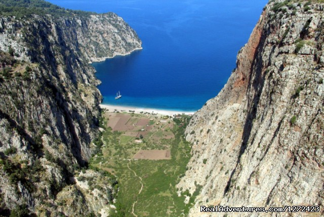 Butterfly Valley - Luxurious Boutique Hotel in Turkey