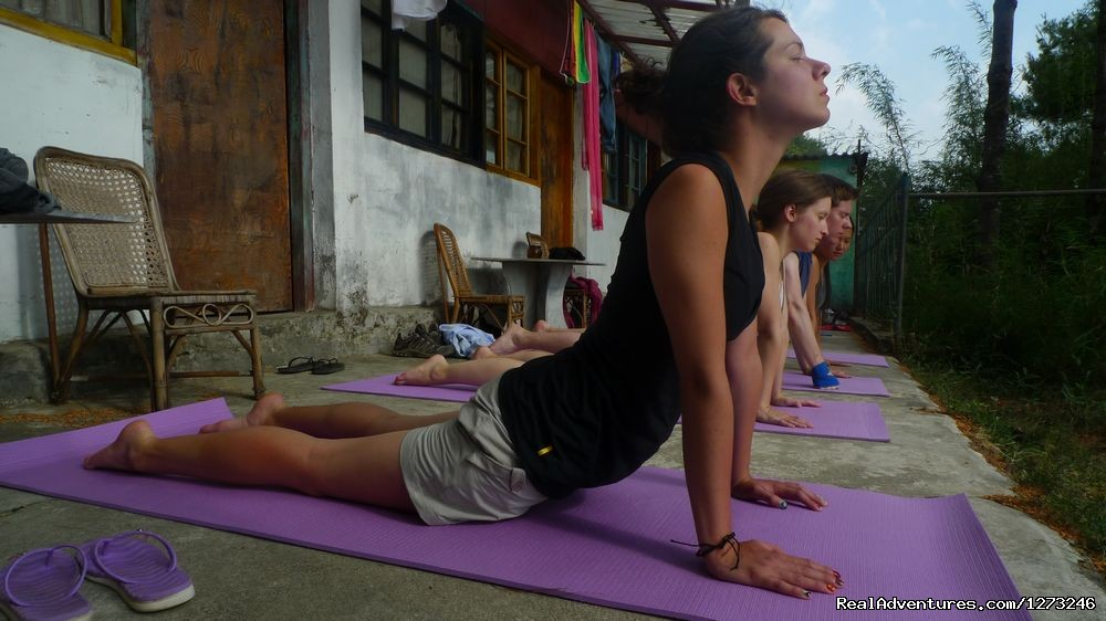 Yoga Reteat | Image #3/5 | Yoga and trekking in Yunnan in China