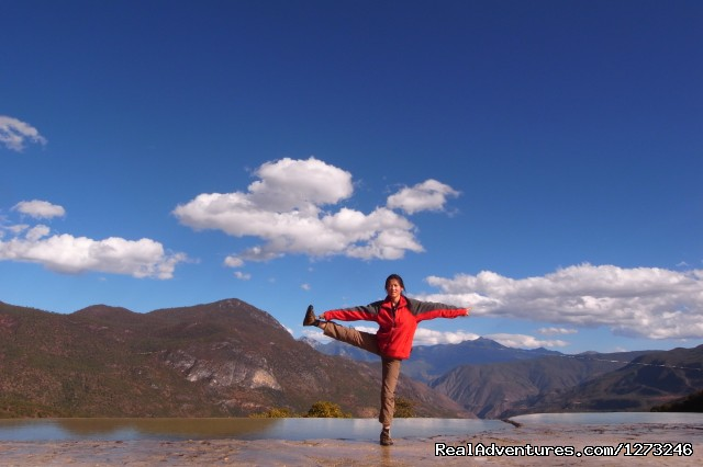 Yoga In Mountain - Yoga and trekking in Yunnan in China