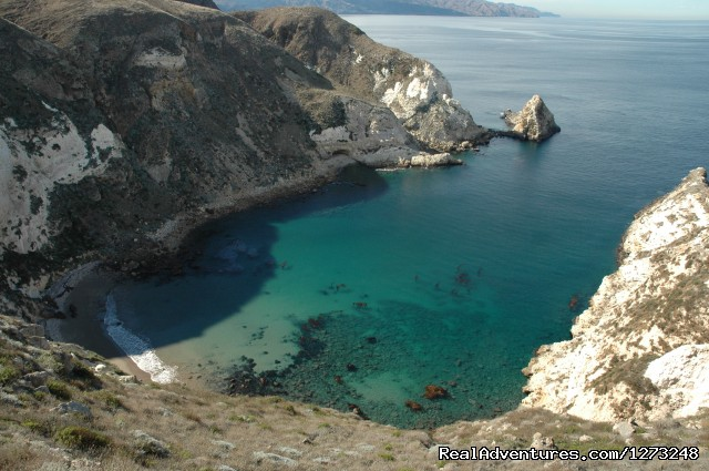 Coche Point & Potato Harbor - Channel Islands Kayaking