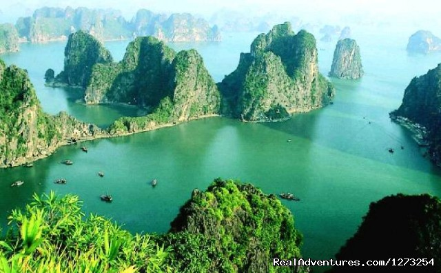Halong Bay - Vietnam - Halong Bay Daily Tours