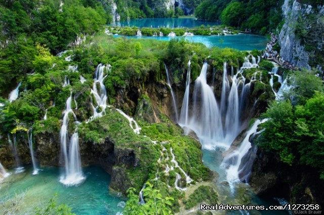 Adventure week in Land of waterfalls - Croatia