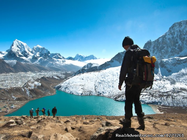 Everest Base Camp Trek - EBC (Everest Base Camp) Trek - 14 Days