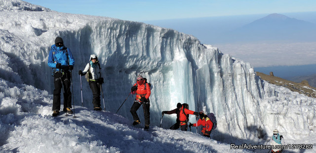 Kilimanjaro Trekking - Africa Joy Tours and Safaris ltd