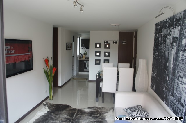 Luxury New Apartment in Bogota