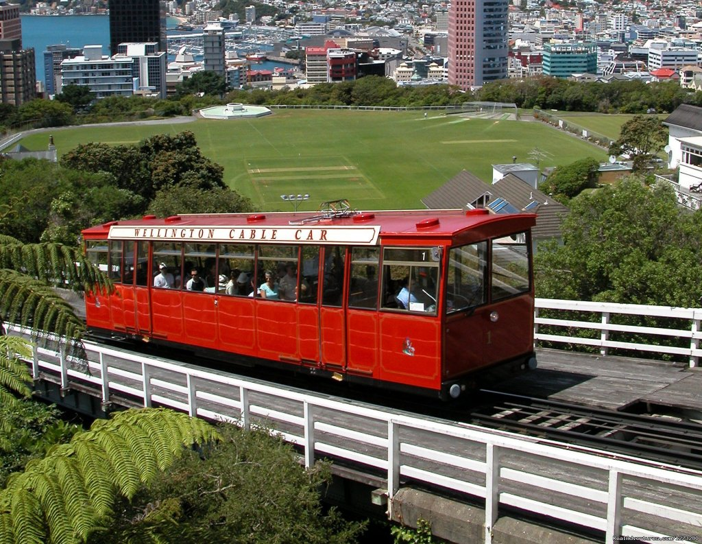 Cable Car Wellington | Image #7/19 | Self Drive and Guided New Zealand Tours