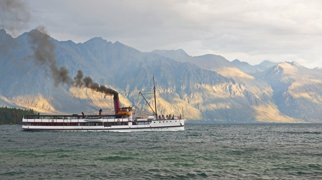 TSS Earnslaw Queenstown | Image #8/19 | Self Drive and Guided New Zealand Tours
