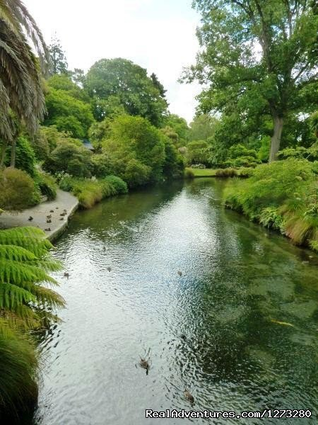 Christchurch Botanic Gardens | Image #10/19 | Self Drive and Guided New Zealand Tours