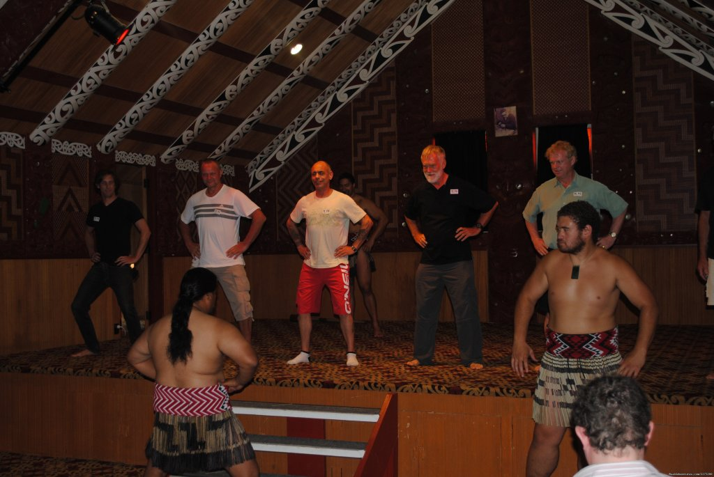 Cultural Performance in Rotorua | Image #17/19 | Self Drive and Guided New Zealand Tours